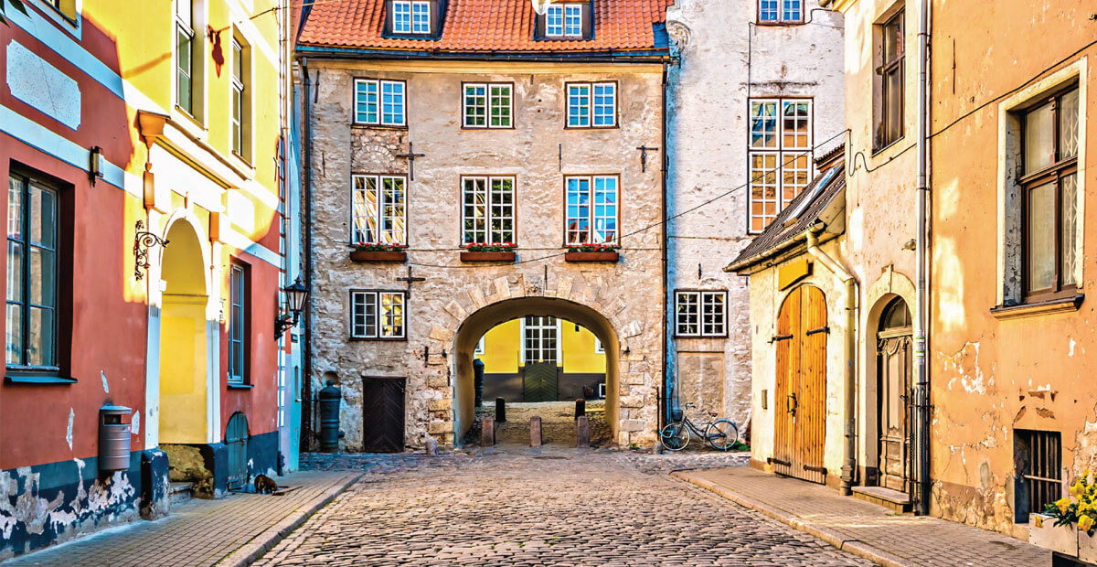 Discover RIGA Package